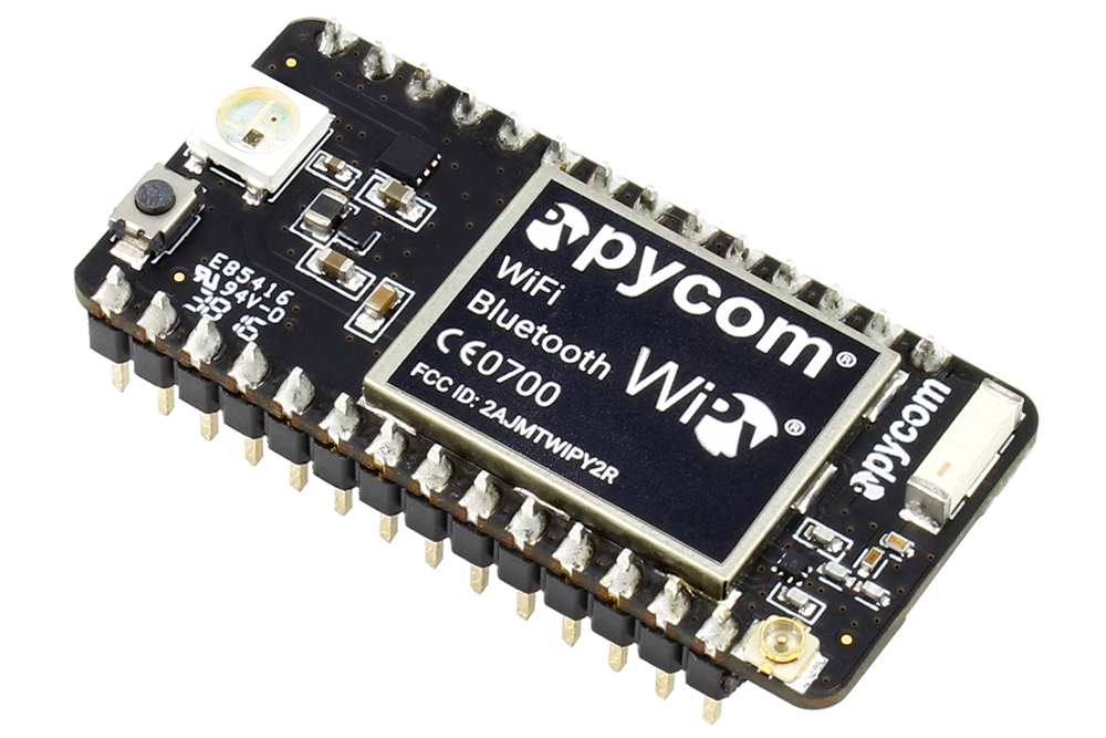 WiPy2.0 IoT Communications Module with WiFi and Bluetooth